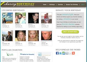 charitybirthday.com